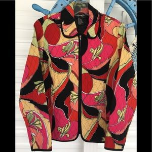 Requirements Multi Color Lightweight Jacket